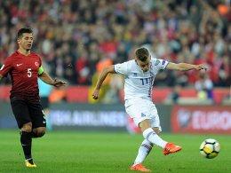Island beruft Finnbogason und Gislason für die WM