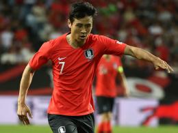 Südkorea mit Son und Koo zur WM