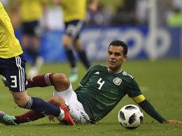 Mexiko mit Frankfurter Kraft und Altstar Marquez