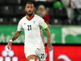 Dejagah im vorläufigen WM-Kader des Irans