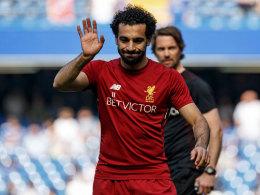 Salah für Ägyptens vorläufigen WM-Kader nominiert