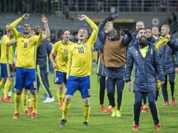 Forsberg & Co.: DFB-Gegner Schweden mit drei BL-Legionären