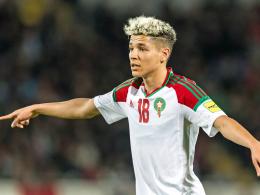 Harit und Bouhaddouz in Marokkos WM-Kader