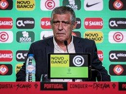 Fernando Santos verzichtet auf zehn Europameister