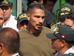 Perus Gegner bitten um Unterbrechung von Guerreros Sperre