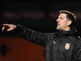 Zwei Pokalsieger für Serbien - Hoffnung bei Nastasic