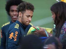 Bestätigt: Neymar erhält Spielpraxis