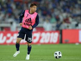 Japans Asano reist als Backup mit zur WM