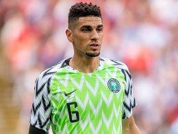Balogun fährt mit Nigeria zur WM