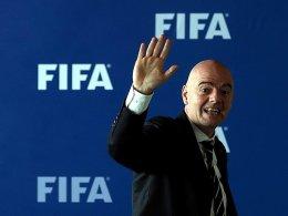 Infantino spricht über die WM, Neuer und Doping