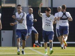 Argentinien sagt Testspiel in Israel ab