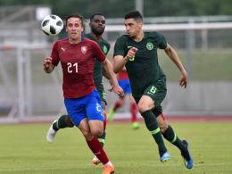 Nigeria und Panama verpatzen letzte WM-Tests