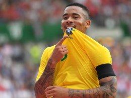 LIVE! Erneute Neymar-Show: Brasilien erhöht auf 2:0