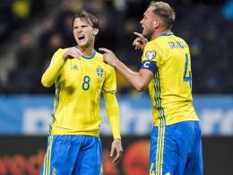 Holzfäller ohne Ibrahimovic: Was kann Schweden?