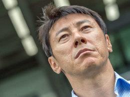Südkoreas Verwirrspiele: Selbst Trikots werden vertauscht
