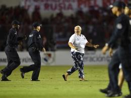 Frau im Liegestreik: Als Panama komplett verrückt spielte