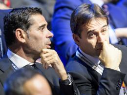 Spanien trennt sich von Lopetegui - Hierro übernimmt