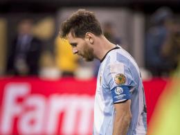 Messis Revolver dank der Generation der Verlierer