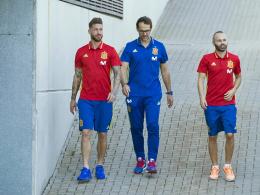 Lopetegui: Wollten die Spieler den Präsidenten überreden?