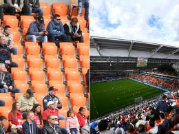 FIFA untersucht tausende leere Plätze