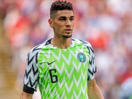 Vor Kroatien-Spiel: Nigeria bangt um Balogun