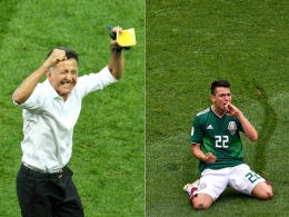 Mexikos Matchplan stand schon vor einem halben Jahr