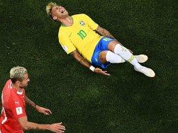 Verletzung? Neymar beruhigt - und fordert Schutz