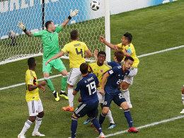 In Überzahl: Osako köpft Japan zum Sieg