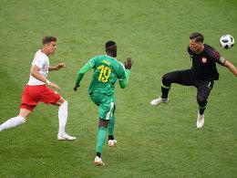 Fataler Rückpass: Polen unterliegt Senegal