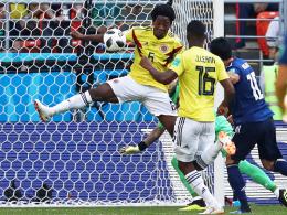 Rot für Sanchez: Nur einer war bei einer WM schneller