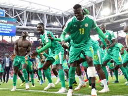 Senegals Torschütze Niang: