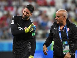 WM für Tunesiens Hassen schon vorbei