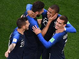 Mbappé bucht Frankreichs Ticket - Peru scheidet aus