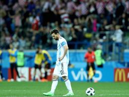Schaltet Messi in den Endspiel-Modus?