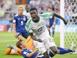 Trotz Wagués Treffer: Senegal hadert mit Remis
