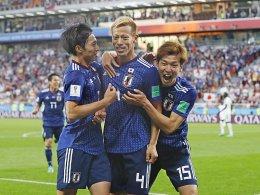 Dank Rekord-Joker Honda: Japan reicht jetzt ein Punkt