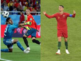 In letzter Minute: Spanien entreißt Portugal Platz 1