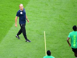 Nigeria-Coach Rohr:
