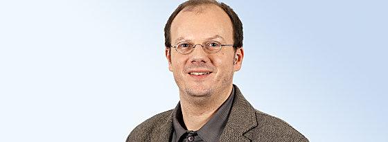 kicker-Redakteur Jörg Wolfrum