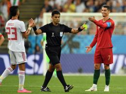 Rot für Ronaldo?