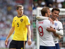 England vs. Belgien: Ein Dauerthema in der Spurs-Kabine