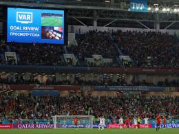 Spaniens 2:2: Schiedsrichterfehler bleibt ohne Folgen