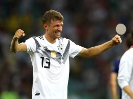 Wann zeigt Müller sein WM-Gesicht?