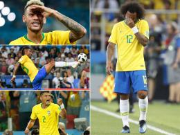 Souveränes Brasilien sorgt sich um Marcelo