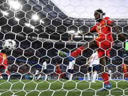 Belgien: Wenn ein Tor ein bisschen weh tut...