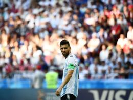 Messis WM-Trauma: Bilanz eines Unvollendeten