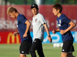Nishino: Zehn Minuten mehr Luft gegen Belgien