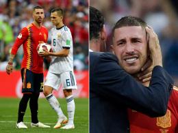 Ramos' Psychotrick im Elfmeterschießen verpufft