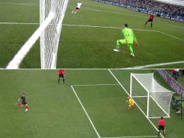 16 der 20 Elfmeter am WM-Sonntag waren irregulär
