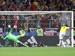 Misere beendet: England gewinnt im Elfmeterschießen!